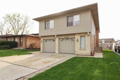 18208 Ravisloe Terrace, Country Club Hills, IL 60478 - MLS#: 09730330