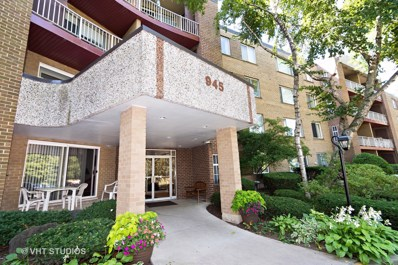 945 E Kenilworth Avenue UNIT 130, Palatine, IL 60074 - MLS#: 09730591