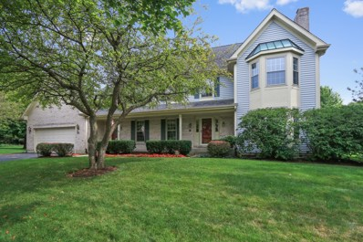 221 S Brook Hill Lane, Vernon Hills, IL 60061 - MLS#: 09730708
