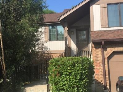 13230 S OAK HILLS Parkway UNIT 4, Palos Heights, IL 60463 - MLS#: 09730734