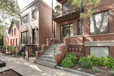 2312 W McLean Avenue UNIT 2S, Chicago, IL 60647 - MLS#: 09730818