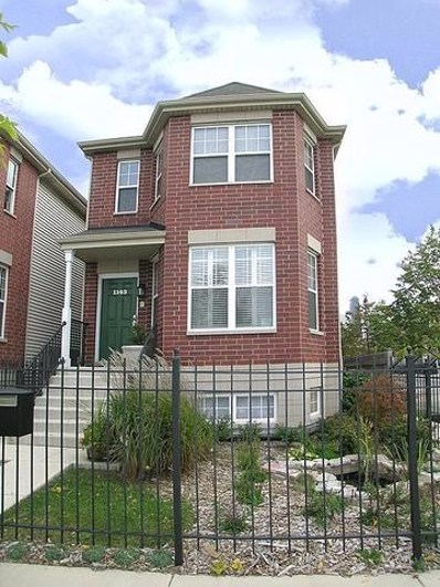 1143 N Frontier Avenue, Chicago, IL 60610 - MLS#: 09730824