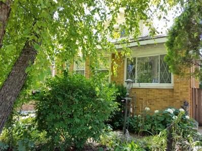 4821 W Cullom Avenue, Chicago, IL 60641 - MLS#: 09730853