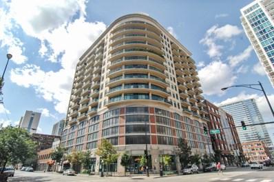 340 W Superior Street UNIT 703, Chicago, IL 60654 - MLS#: 09730942
