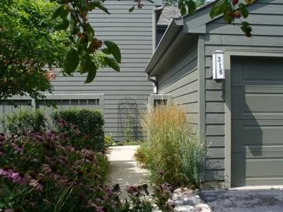 316 N Oak Hill Road UNIT 392, Lake Barrington, IL 60010 - MLS#: 09731258