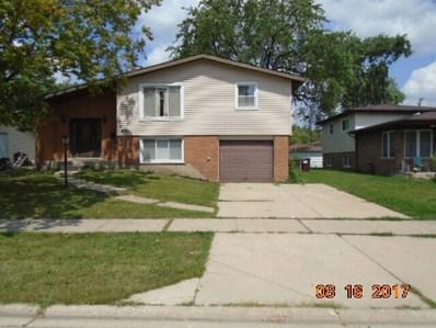 4324 Barry Lane, Oak Forest, IL 60452 - MLS#: 09731769