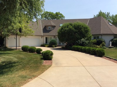 34 Robin Hood Ranch Lane, Oak Brook, IL 60523 - MLS#: 09732135