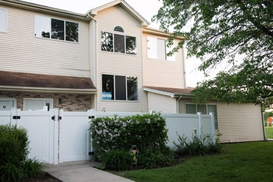 452 Park Ridge Lane UNIT H, Aurora, IL 60504 - MLS#: 09732603