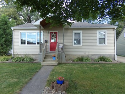 119 S Hunter Street, Thornton, IL 60476 - MLS#: 09732617