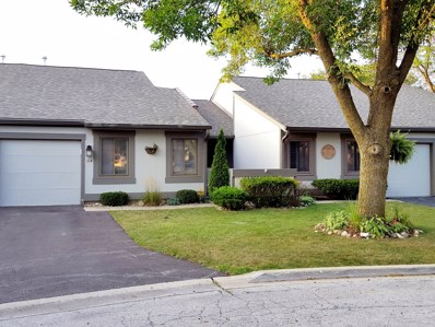 114 Honeysuckle Court UNIT 122, Rolling Meadows, IL 60008 - #: 09732949