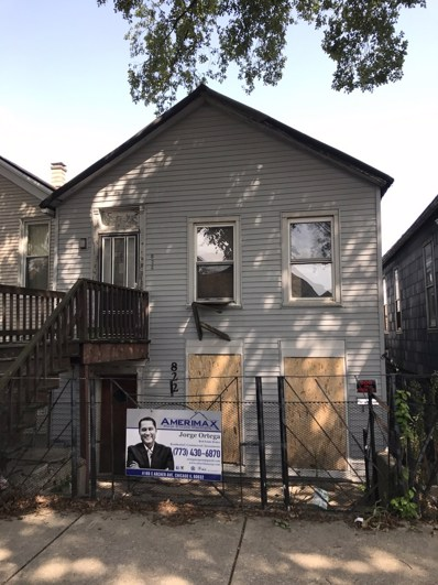 822 W 33rd Place, Chicago, IL 60608 - MLS#: 09733004