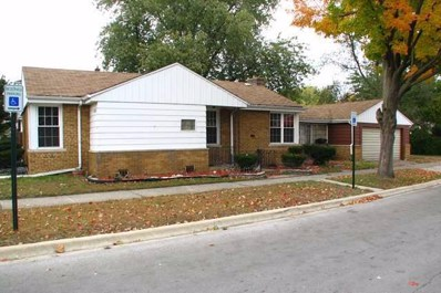 14245 S Stewart Avenue SOUTH, Riverdale, IL 60827 - MLS#: 09734061
