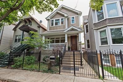 3322 N Leavitt Street, Chicago, IL 60618 - MLS#: 09734065