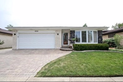 6958 N DOWAGIAC Avenue, Chicago, IL 60646 - MLS#: 09734191