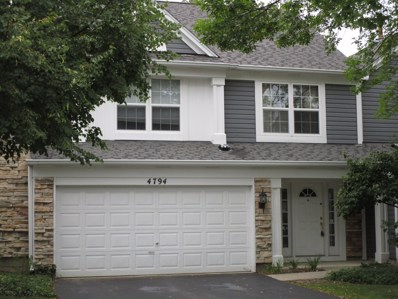 4794 Amber Circle, Hoffman Estates, IL 60192 - MLS#: 09734281