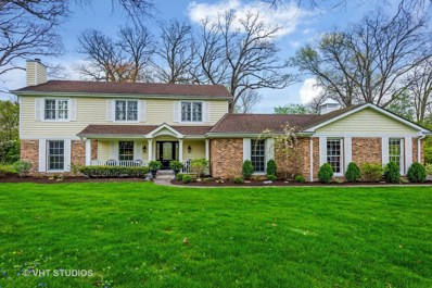 1401 Woodhill Lane, Lake Forest, IL 60045 - #: 09734553