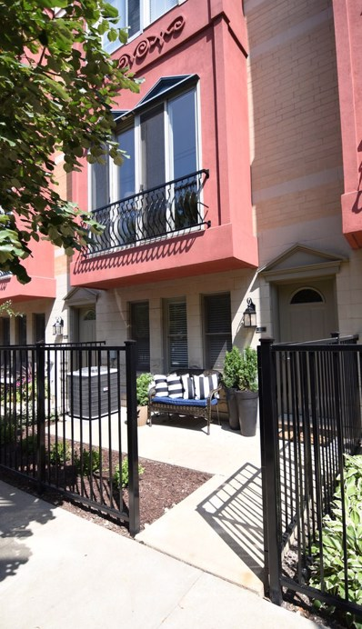 529 N PEORIA Street UNIT N, Chicago, IL 60622 - MLS#: 09734614
