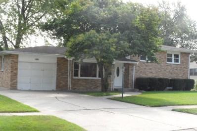 1001 Cypress Drive, Aurora, IL 60506 - MLS#: 09734893