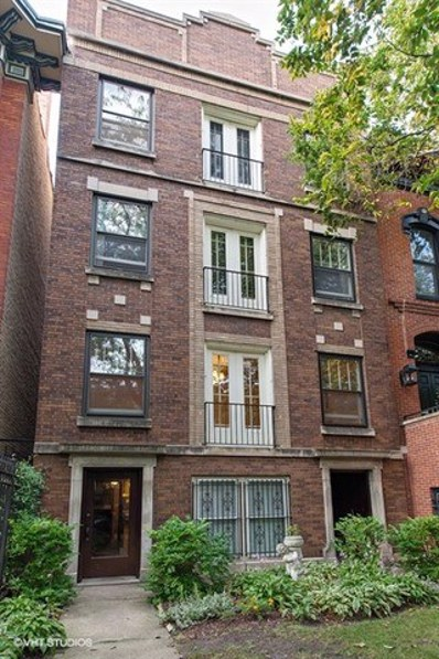 548 W Fullerton Parkway, Chicago, IL 60614 - MLS#: 09735207