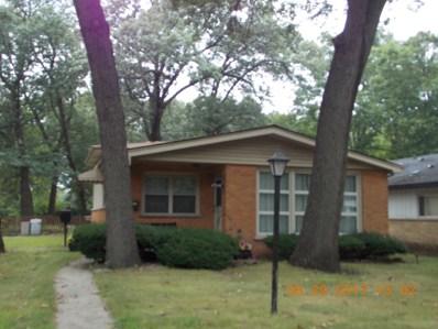 17218 Forestway Drive, East Hazel Crest, IL 60429 - MLS#: 09735284