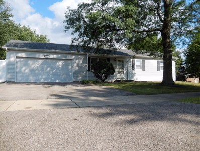 201 BASSWOOD Drive, North Aurora, IL 60542 - MLS#: 09735354
