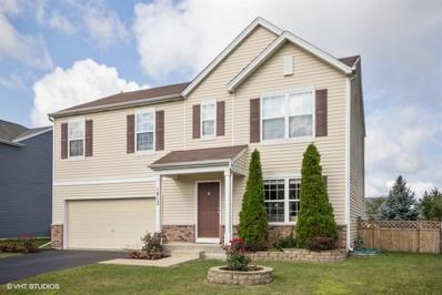 1813 Baring Ridge Drive, Plainfield, IL 60586 - MLS#: 09735671