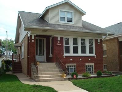 5441 W Berenice Avenue, Chicago, IL 60641 - MLS#: 09735723
