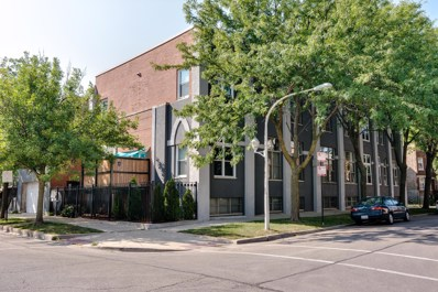 2334 W Polk Street UNIT 3, Chicago, IL 60612 - MLS#: 09735735