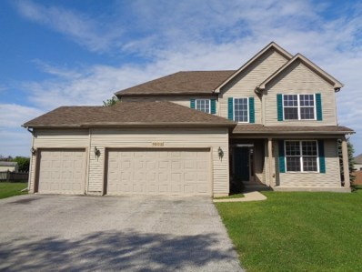 1002 CANYON TRAIL Court, Yorkville, IL 60560 - MLS#: 09736334