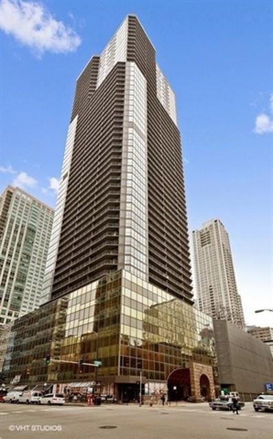 10 E Ontario Street UNIT 3302, Chicago, IL 60611 - MLS#: 09736364