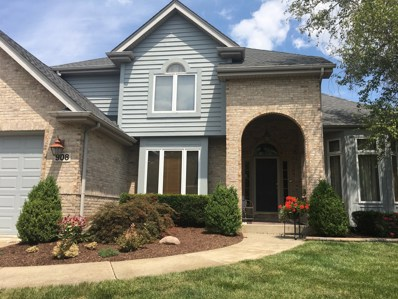 908 Stonebridge Way, Woodridge, IL 60517 - MLS#: 09736387