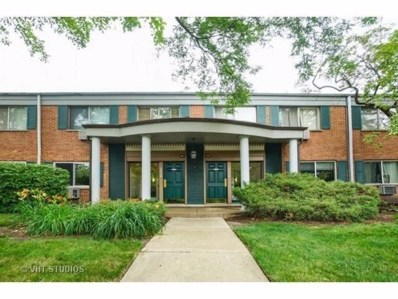 2411 S GOEBBERT Road UNIT 209, Arlington Heights, IL 60005 - #: 09737235