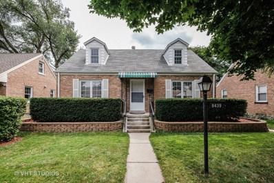 8439 Major Avenue, Morton Grove, IL 60053 - MLS#: 09737925