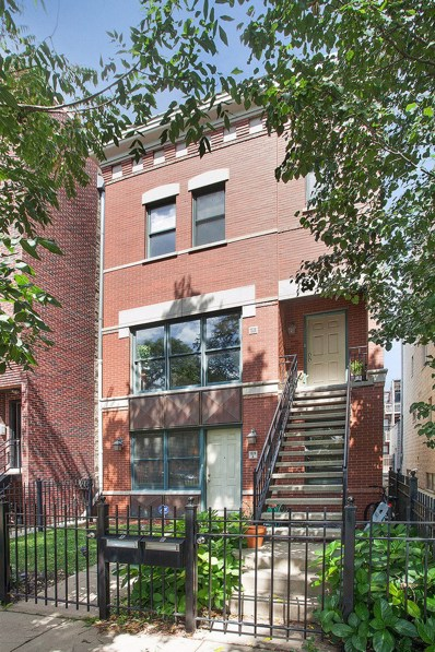 1328 W Grenshaw Street, Chicago, IL 60607 - MLS#: 09738301