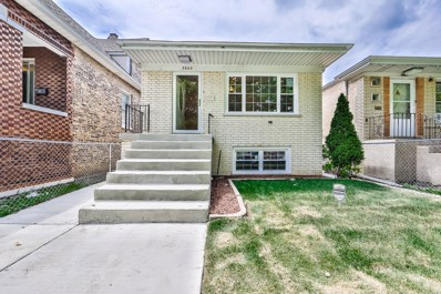 3605 W 56th Place, Chicago, IL 60629 - MLS#: 09738484