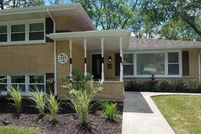 1355 E Lyn Court, Homewood, IL 60430 - MLS#: 09738565