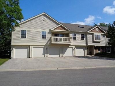 1257 BALLANTRAE Place UNIT A, Mundelein, IL 60060 - MLS#: 09738753