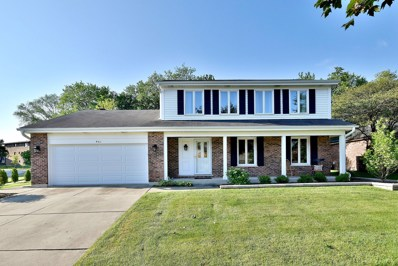 401 Whipple Lane, Westmont, IL 60559 - MLS#: 09738758