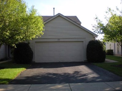 55 KING Drive UNIT 0, Streamwood, IL 60107 - MLS#: 09738774