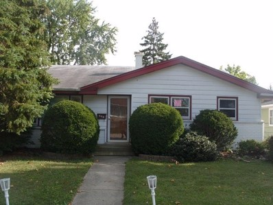 509 Marie Drive, South Holland, IL 60473 - MLS#: 09738839