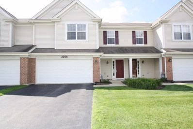 2266 PEMBRIDGE Drive, Lake In The Hills, IL 60156 - #: 09738931