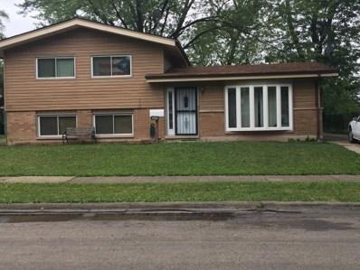 406 Sandburg Street, Park Forest, IL 60466 - MLS#: 09739080