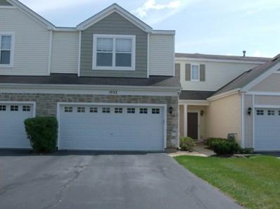 1932 Cobblestone Drive, Carpentersville, IL 60110 - #: 09739507