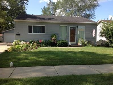 21 Grow Lane, Streamwood, IL 60107 - MLS#: 09739725