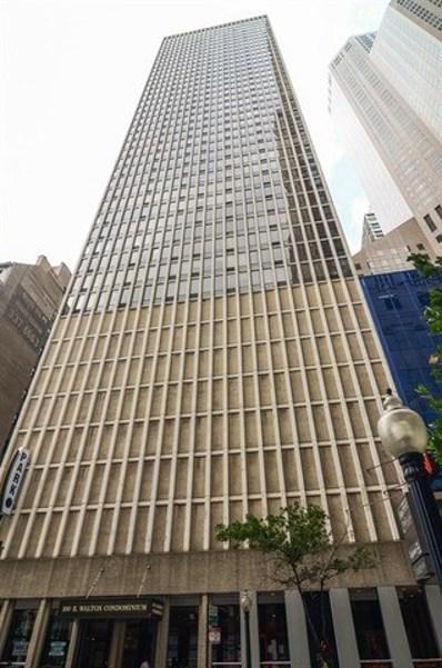 100 E Walton Street UNIT 37E, Chicago, IL 60611 - MLS#: 09739887