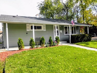 22 Grow Lane, Streamwood, IL 60107 - MLS#: 09740252