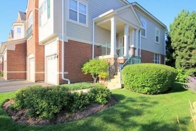 352 E Pine Lake Circle, Vernon Hills, IL 60061 - MLS#: 09740305