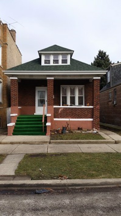 6837 S WASHTENAW Avenue, Chicago, IL 60629 - MLS#: 09740465