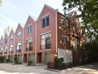 1745 N Hermitage Avenue UNIT A, Chicago, IL 60622 - MLS#: 09740491