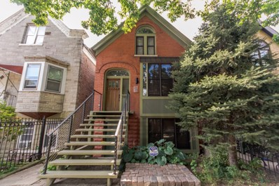 2117 W Homer Street, Chicago, IL 60647 - MLS#: 09740742